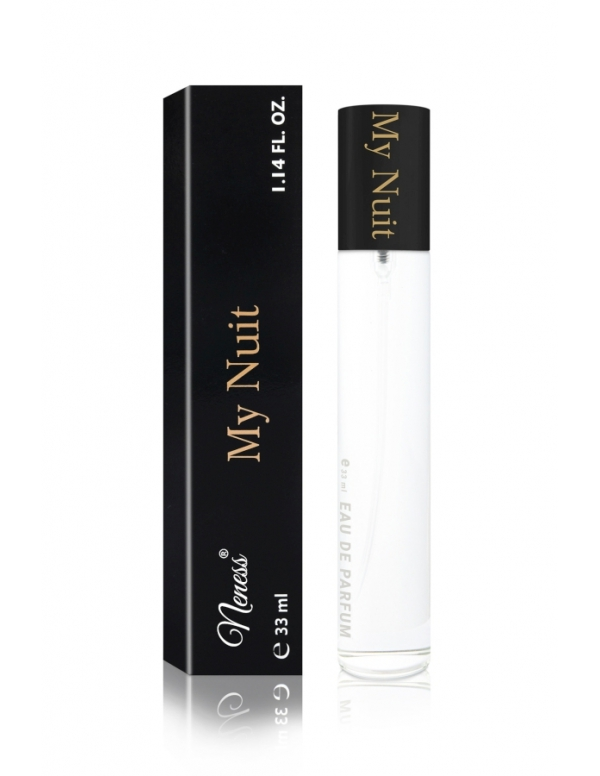 Neness Perfumes: My Nuit: Fragrance for Women (Inspired by HB) - 33ml Women's perfumes inspired by HB fragrances