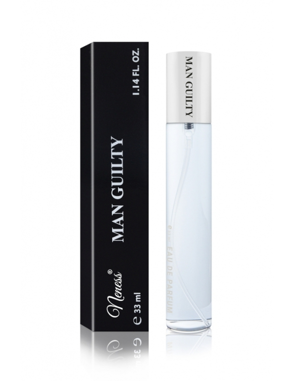 Neness Perfumes: Men Guilty: Aftershave (Inspired by Gucci Guilty) - 33ml Men's perfumes inspired by Gucci fragrances