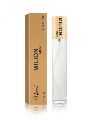 Neness Perfumes: Milion Man: Aftershave (Inspired by Paco Rabanne One Million) - 33ml Men's perfumes inspired by Paco Rabanne fr