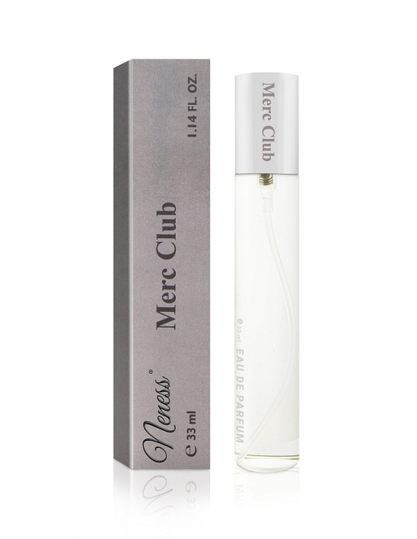 Neness Perfumes: Merc Club: Men Fragrance (Inspired by Mercedes-Benz*) - 33ml Men's perfumes inspired by Mercedes-Benz* scents